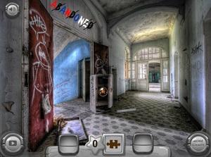 Jouer à Abandoned building escape