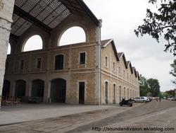 Darwin ou l'ancienne caserne Niel de Bordeaux