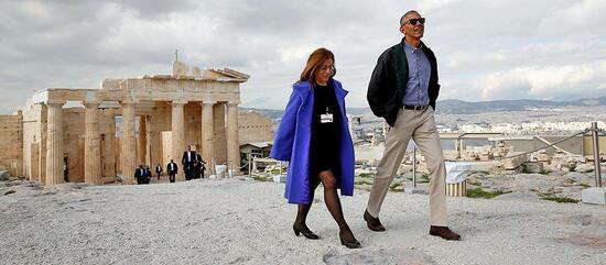 Barack Obama :une visite de 2 jours à Athènes