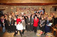 Les TOQUES fêteront les 10 ans de la Confrérie le 30 janvier 2012