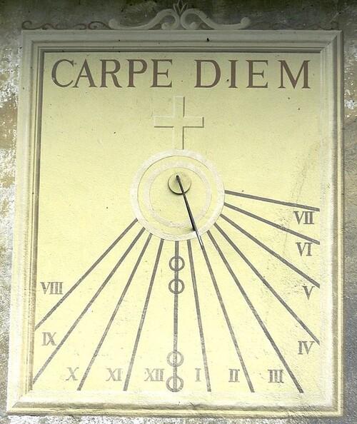 Carpé Diem...