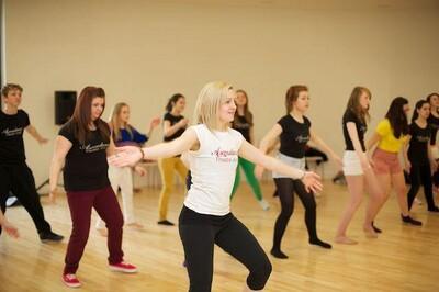 dance ballet class ballet stretching ballet