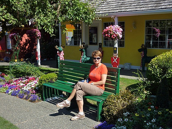 Jour 23 Chemainus Secret Garden Martine