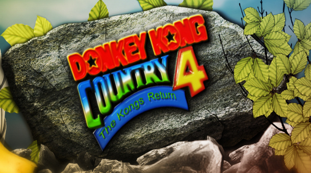Let's Play Donkey Kong Country 4 (fan)démo