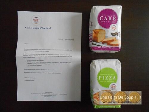 Mon 27 ème partenariat gourmand : Gruau d'Or
