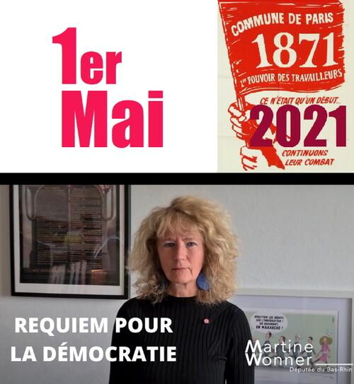 - La leçon du 1er Mai 2021 - le spectacle du sauvetage de la classe politique française et de sa bureaucratie syndicale