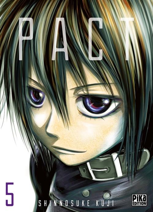 Pact - Tome 05 - Shinosuke Kuji