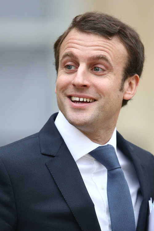"""Emmanuel Macron réaffirme qu'il n'est """"pas le président des riches"""""""