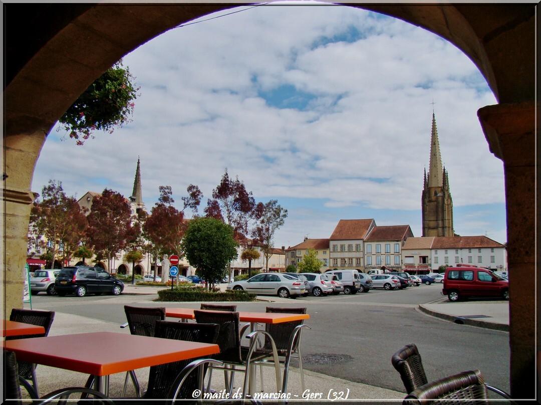 Marciac - Villes et villages du Gers - 32 (3)