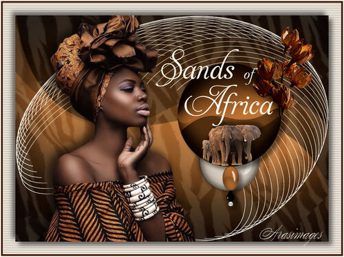 Sand of Africa