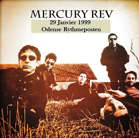 Le Choix des Lecteurs # 171 : Mercury Rev - Odense - 29 janvier 1999 FM