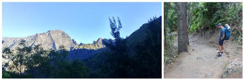 Le Col Choupette par la Cascade Bras Rouge et le Bassin Roche (RANDONNÉE)