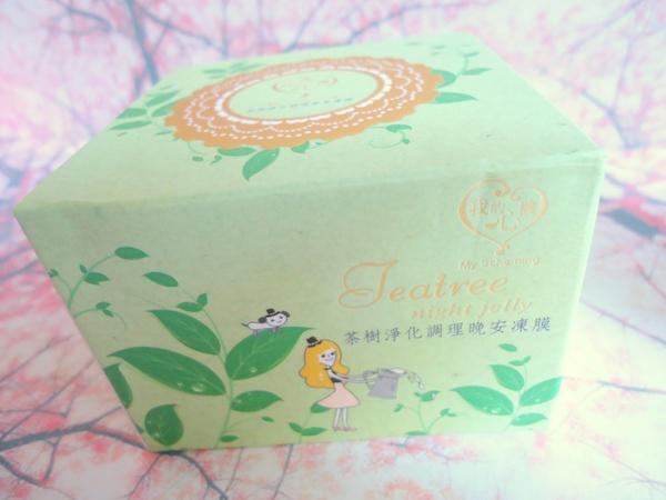 Coup de coeur: La Night Jelly au Tea tree de My Scheming!