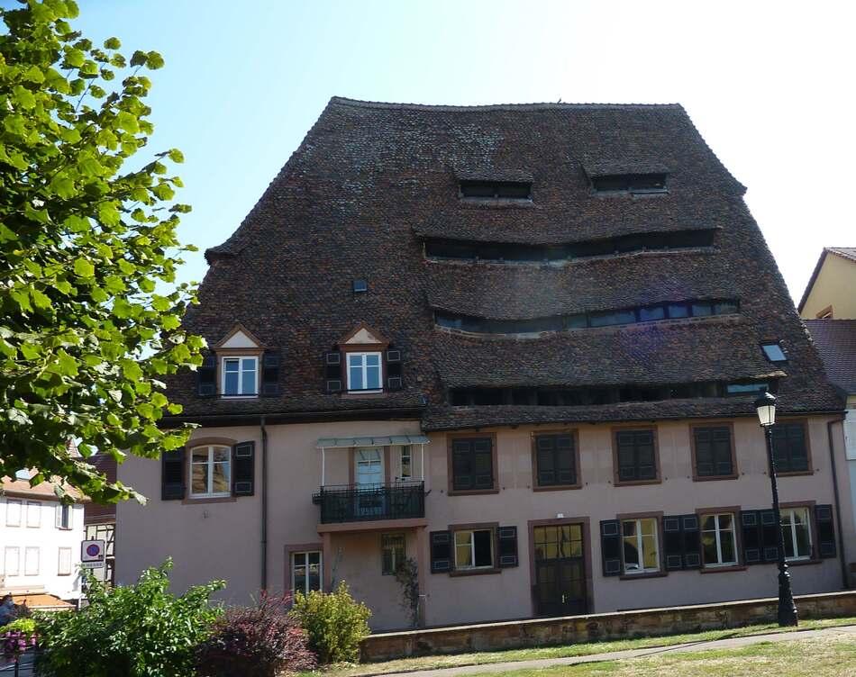Wissenbourg (Bas-Rhin)