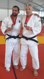 YAKOUBI et BOUHELLA 2 médaillés de bronze au World Cup Vétérans 2019