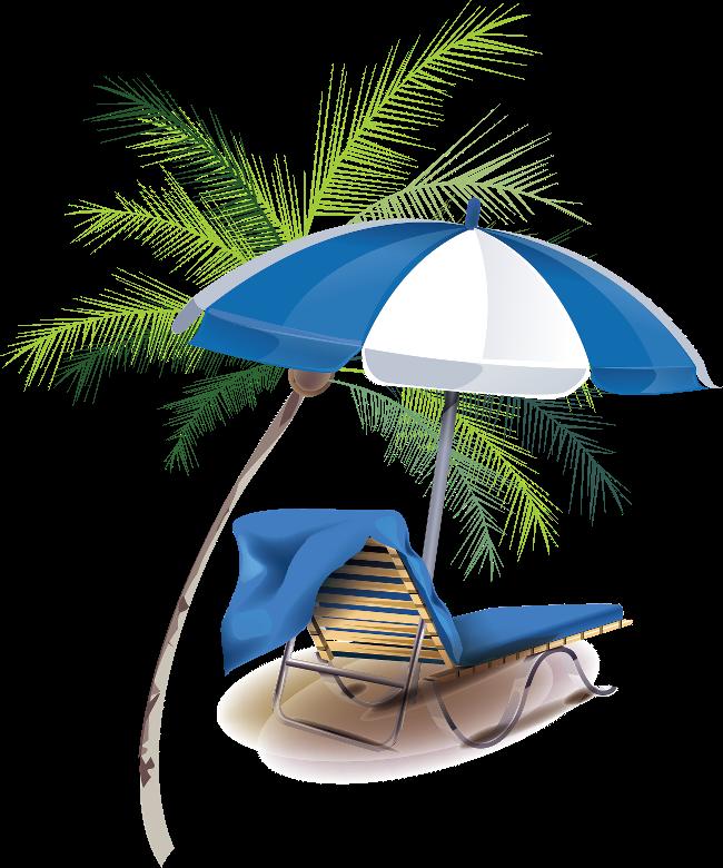 Tubes Transats et parasols Tableau 04