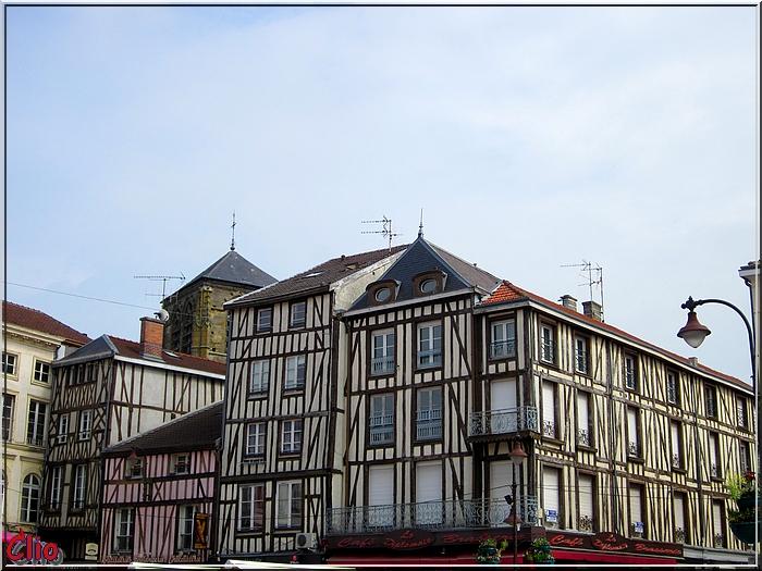 -Promenade dans Châlons-en Champagne