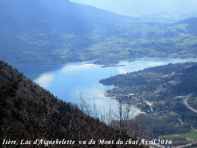 La montagne, février et avril 2016 : Isère