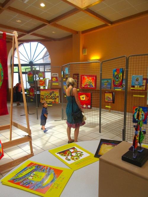 Dernière exposition aux Arcades