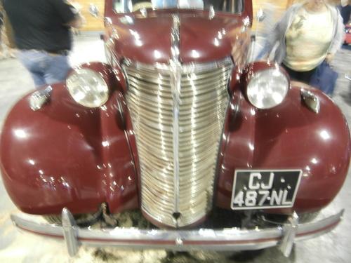La voiture du mois d'Octobre 2013
