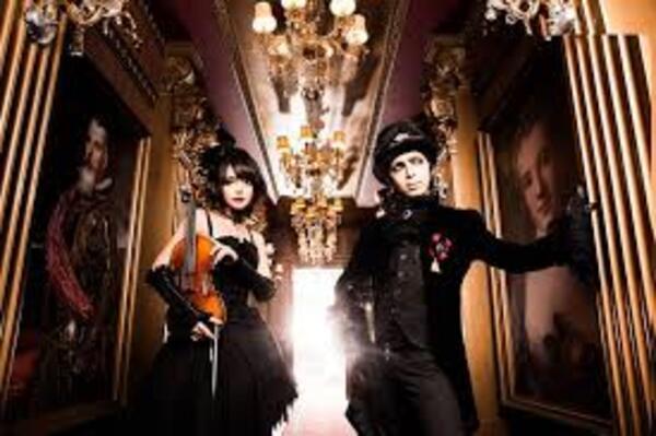Rose Noire, groupe gothique