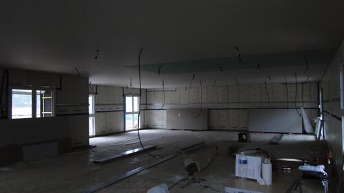 1er étage du gîte d'étape