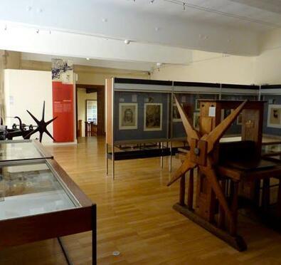 Exposition au musée de l'imprimerie