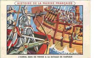 LES REMPARTS D'HARFLEUR (Seine-Maritime)
