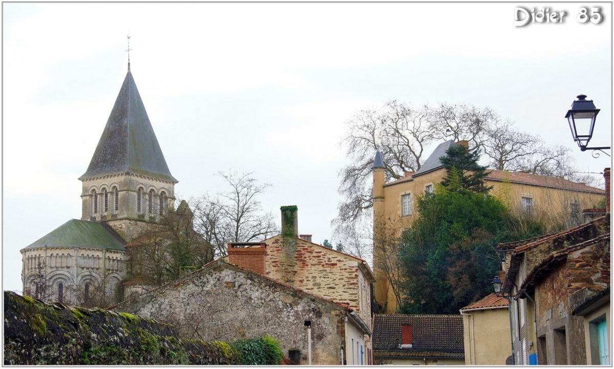 (85) Vendée - Mareuil sur Lay (1)