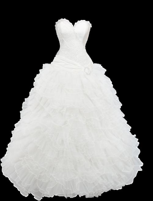 Tubes robes de mariée.