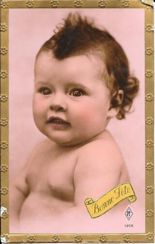 Bébés années 20