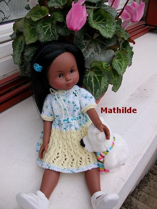 Mathilde est revenue !