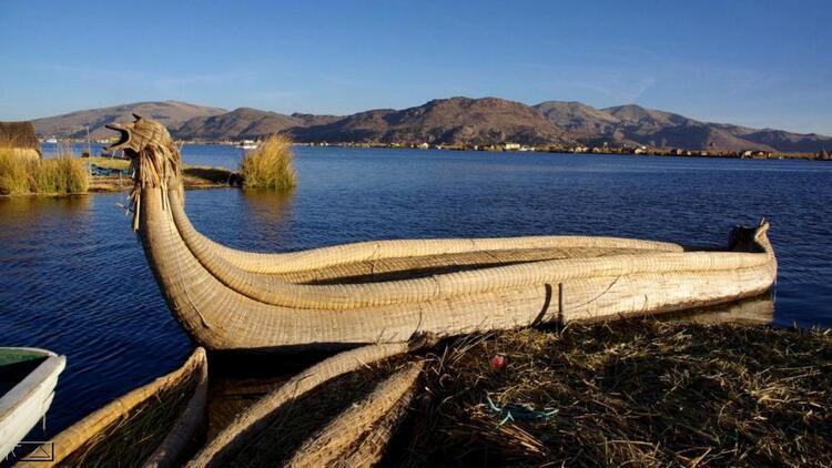 Images du monde : Lac Titicaca