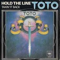 Hold the line ( Toto) par Ricou