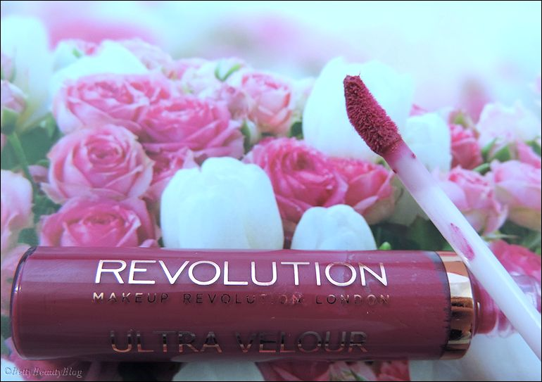 Ultra velour lip cream (lipstick friday)