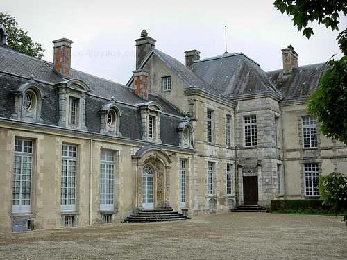 Château de Cirey-sur-Blaise