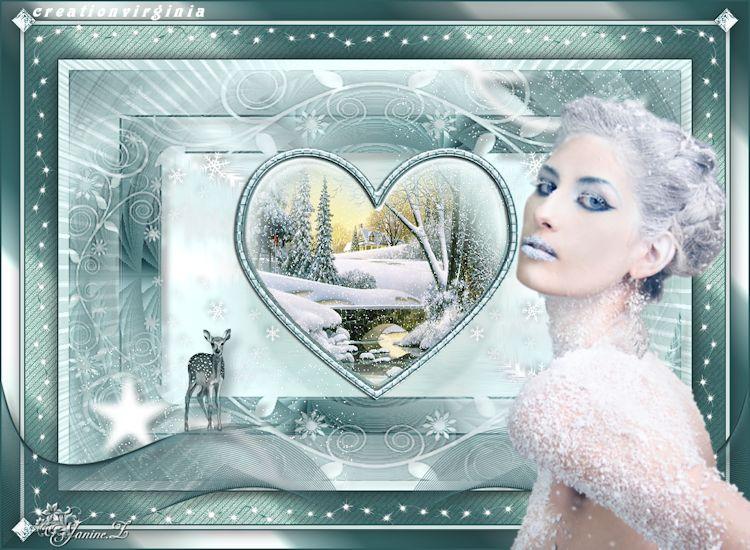 au coeur de l'hiver