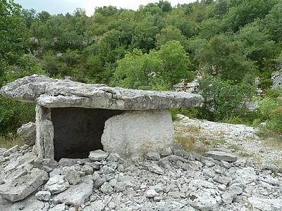 Dolmens d'Ardèche