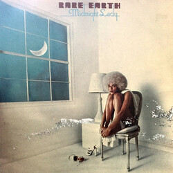 Rare Earth - Midnight Lady - Complete LP