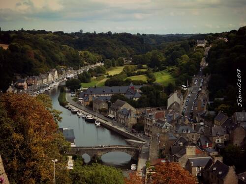 Du #Jerzual au Chemin de Ronde #Dinan épisode 3
