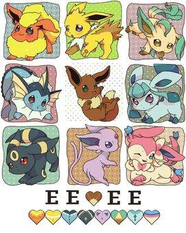 Eevee is Just Too Cute :3