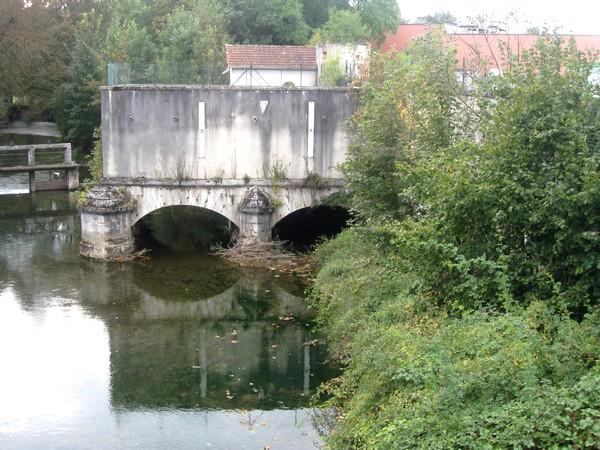 La Seine à Châtillon , quelques belles photos de René Drappier