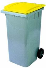 Briatexte - Collecte des ordures ménagères (février 2012)