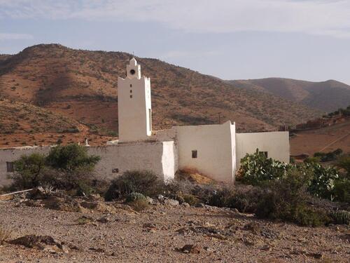 La mosquée du douar