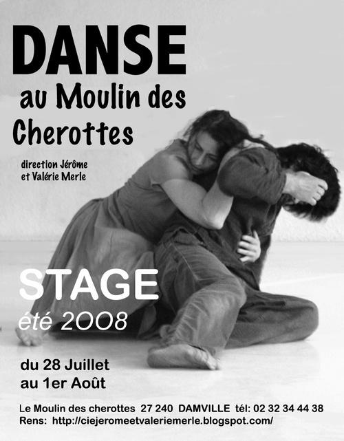 Moulin des Cherottes 2008