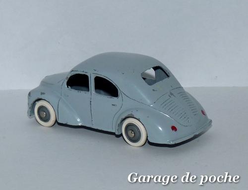 Renault 4cv 1956 CIJ