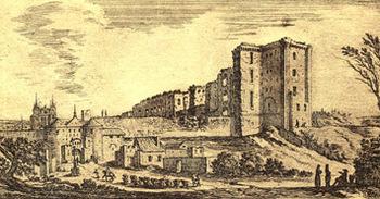 La Ferté-Milon d'après d'anciennes gravures