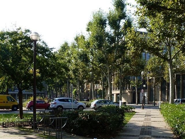 La place Saint-Nicolas Metz 18 Marc de Metz 2011