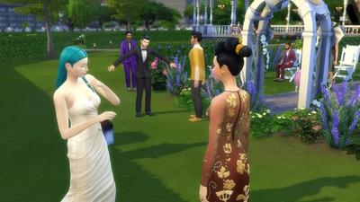 Un mariage, un anniversaire et une naissance !