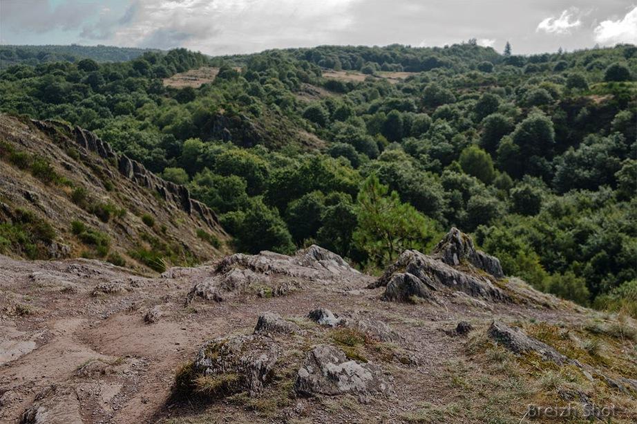 Val sans Retour : Route des crêtes - Landes de Gautro